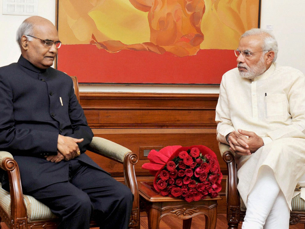 BJP's Kovind appears set for comfortable win