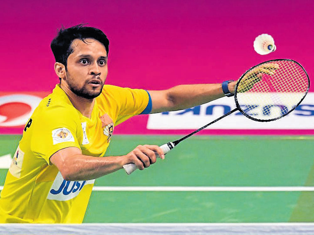 Kashyap draws world number one after qualifying for Aus Open
