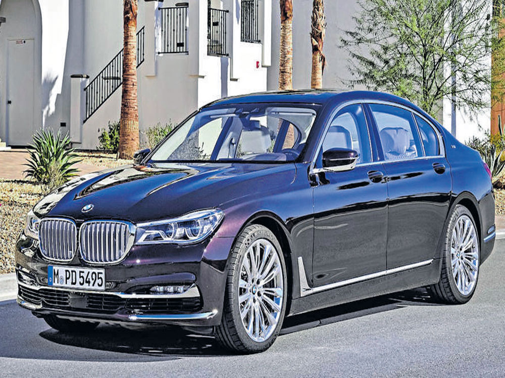 The most powerful BMW drives its way to India