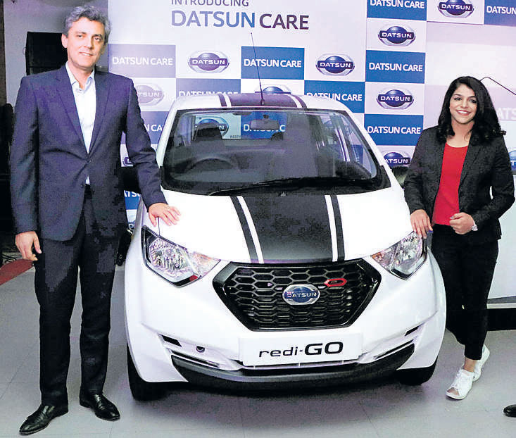 Datsun Launches 'Datsun CARE' for redi-GO customers