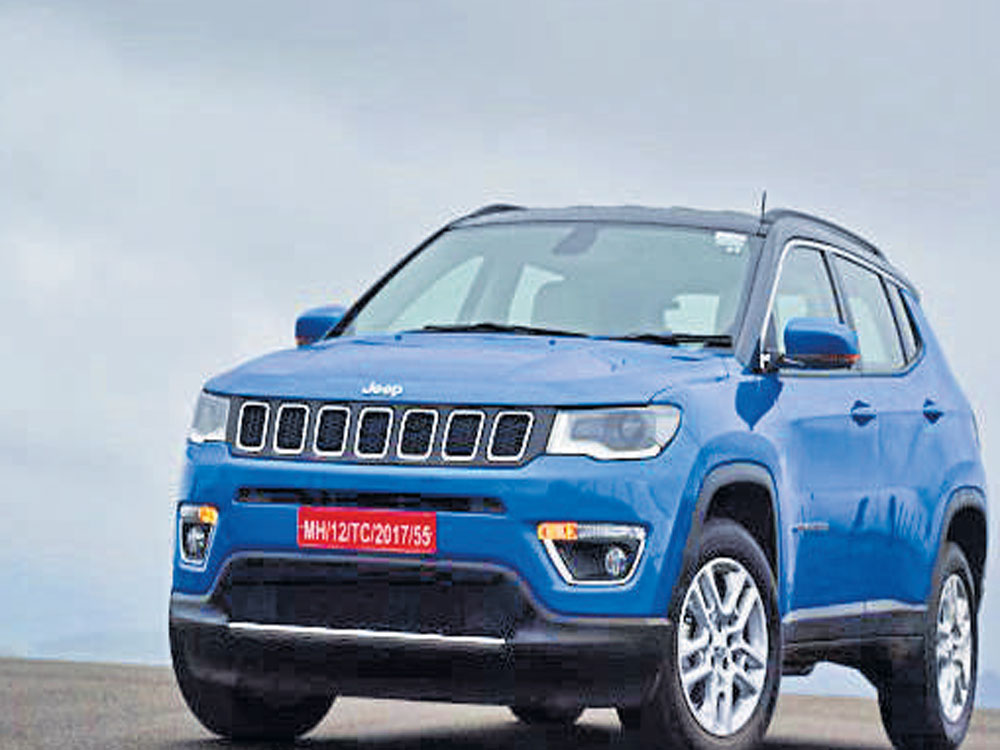 Pre-bookings open for Jeep Compass