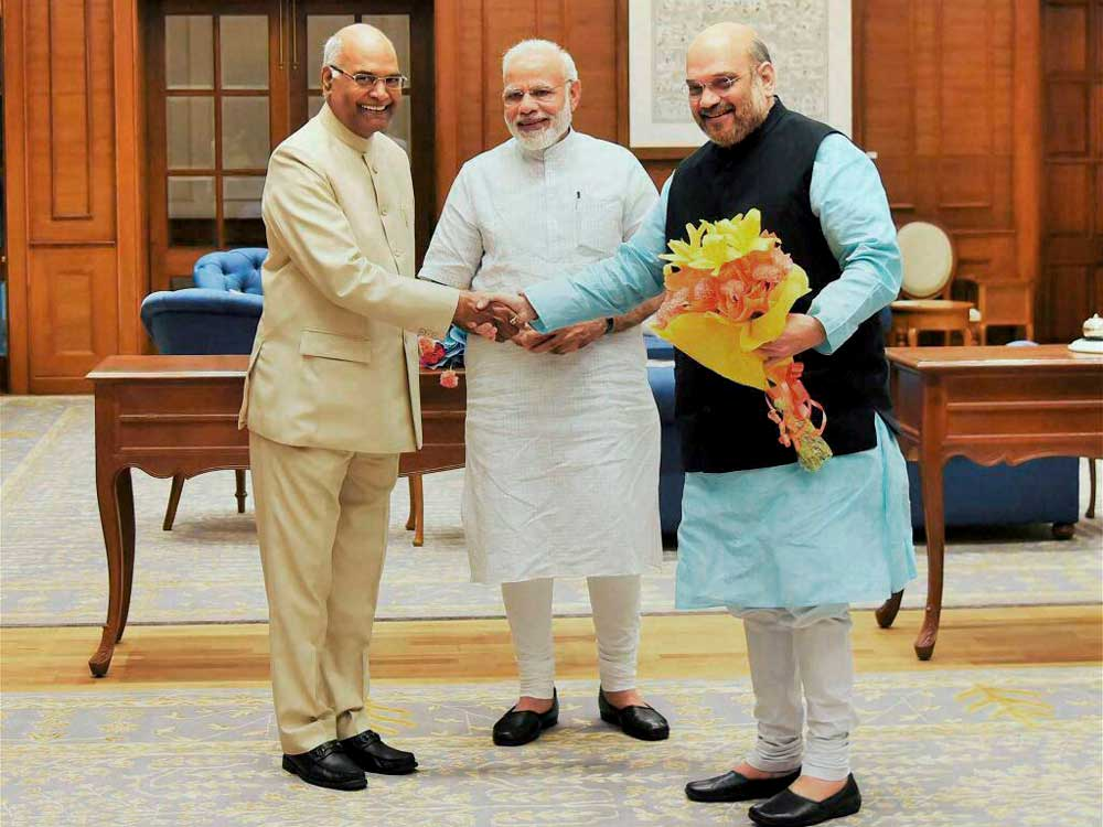 BJP reaches out to more Oppn parties