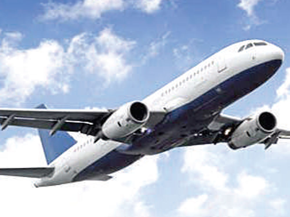1 cr take domestic flights in a month