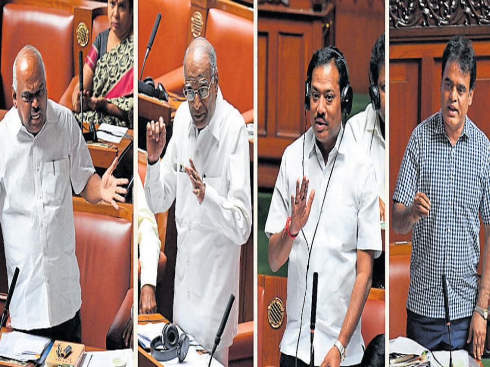 MLAs oppose present version of pvt hospitals bill