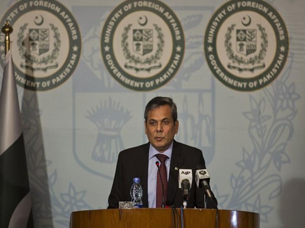 UN has a 'responsibility' to resolve Kashmir issue: Pak