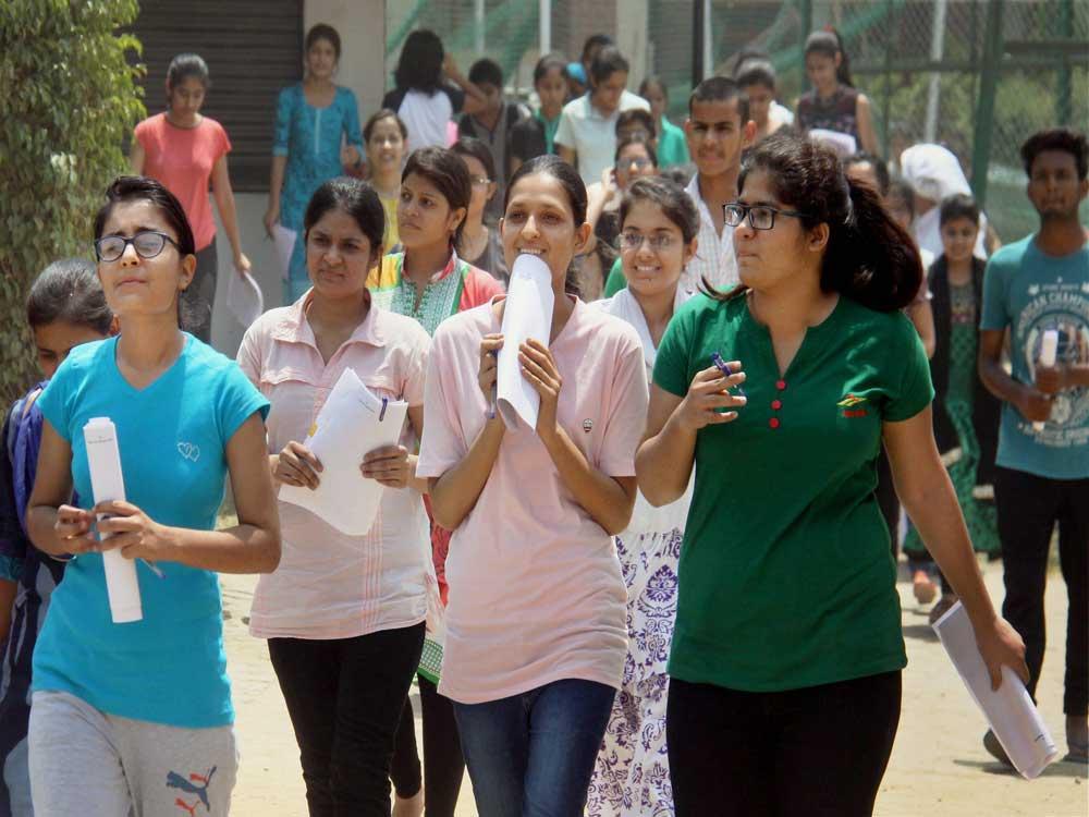 CBSE declares NEET result, Punjab boy bags top rank