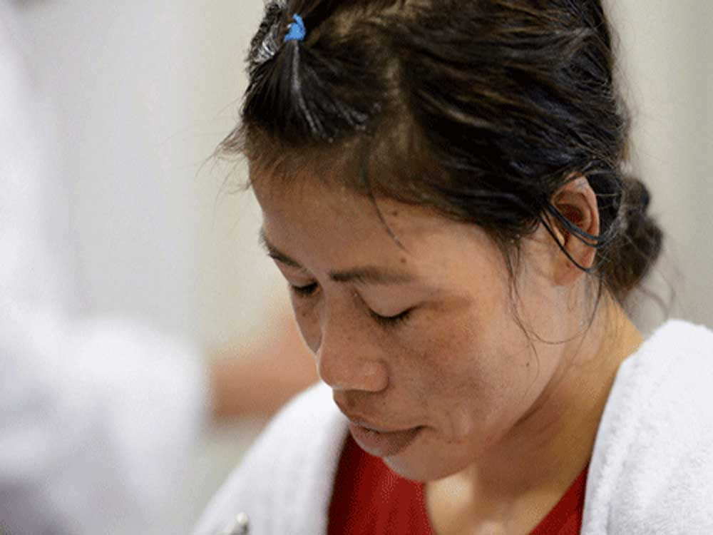 Mary Kom bows out, 4 in semis at Mongolia boxing tourney