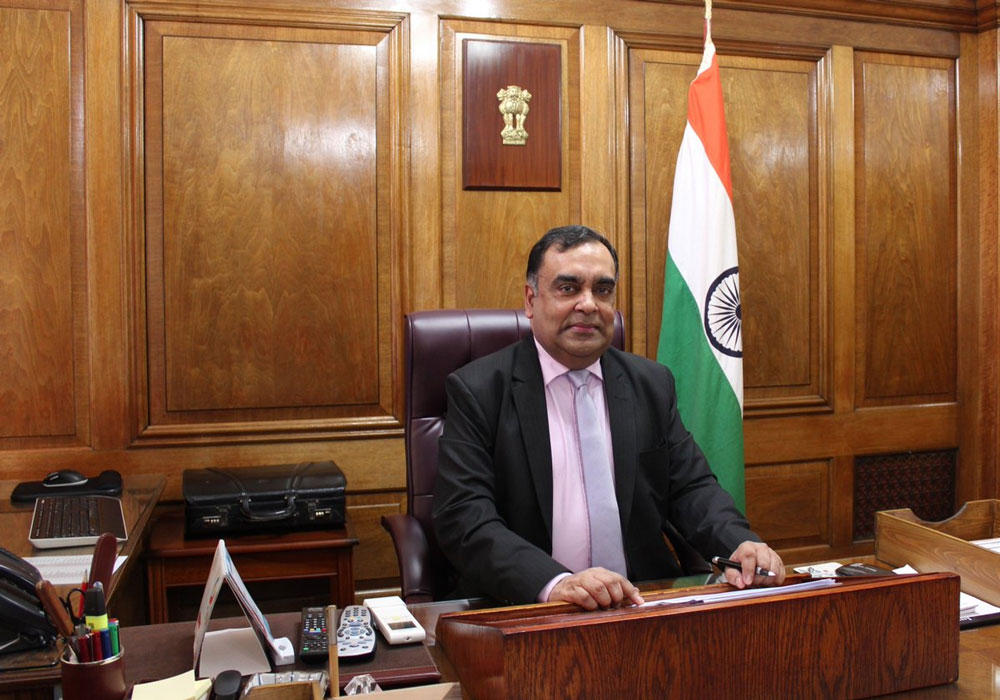 Post-Brexit India-UK trade, investment can be a lot better: Indian envoy
