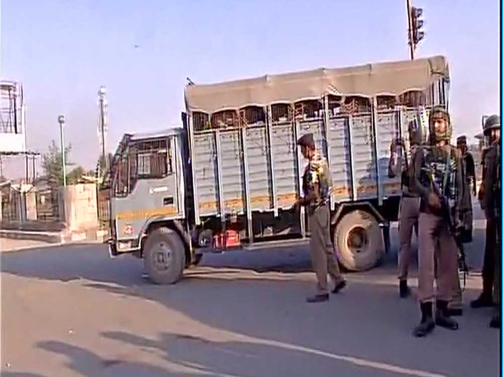 CRPF officer killed, two injured in militant attack