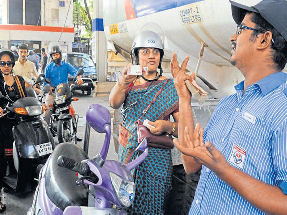 Govt circular blocks home delivery of fuel