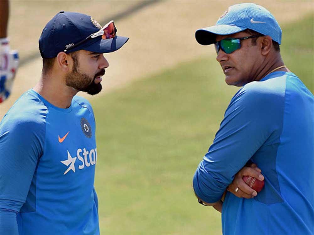 Kohli unreasonable target in Kumble controversy: Thakur