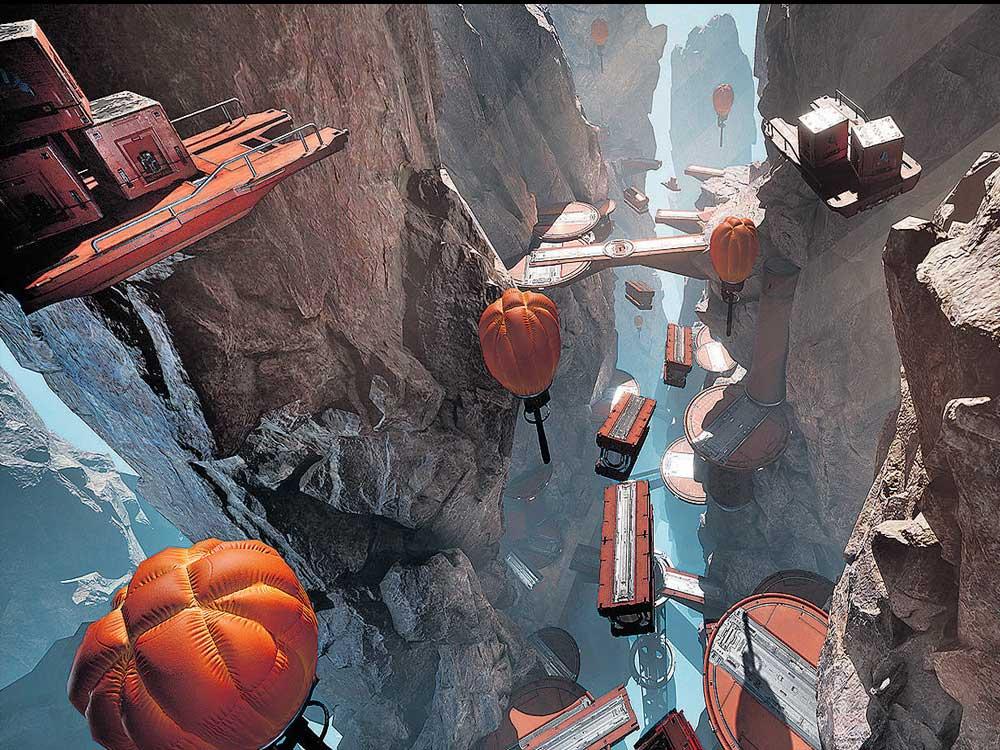 Gamers keep virtual reality dreams alive