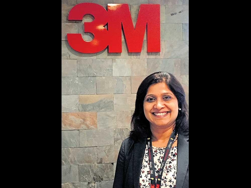 '3M is bullish on India'