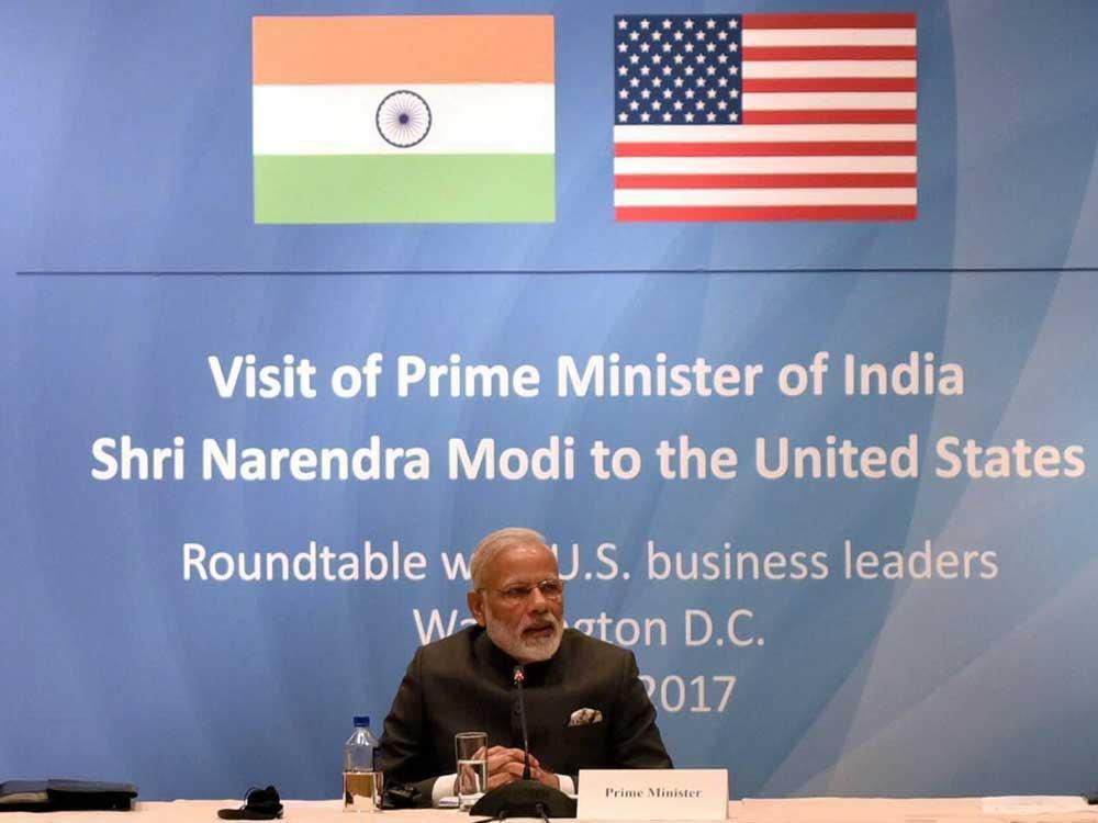 Trump-Modi meeting start of a great friendship: Shalabh Kumar