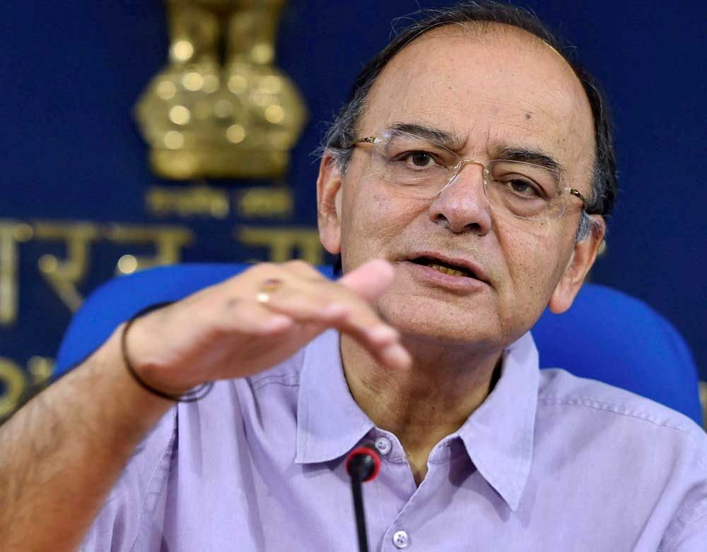 Must introspect, says irate Jaitley to Oppn
