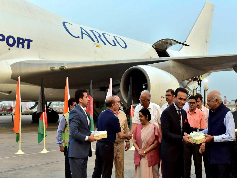 Afghan air corridor shows India's stubbornness: Chinese daily