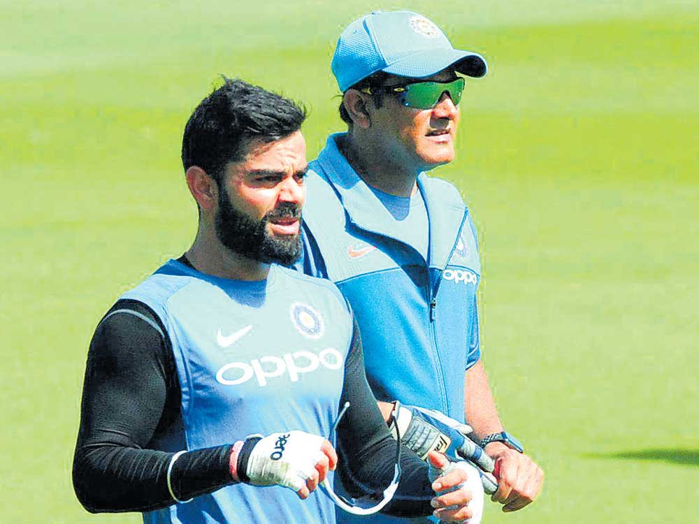 My Kohli-Kumble statement was made in real time: Chaudhary