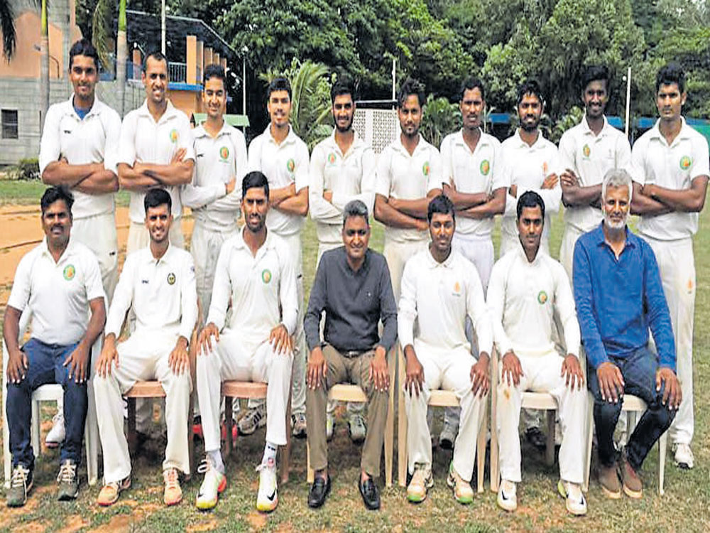 Occasionals clinch title
