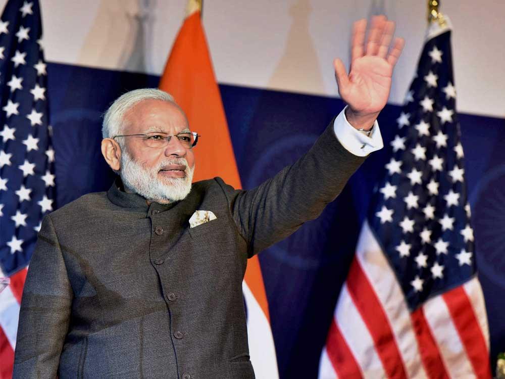 Modi world's most important PM: Israeli daily
