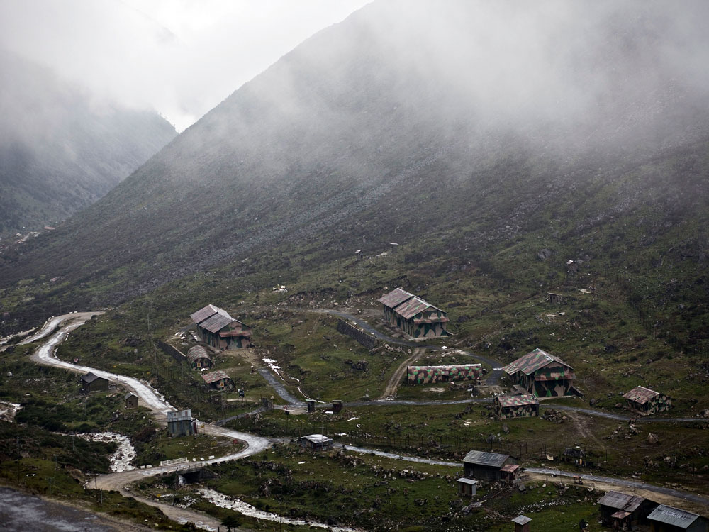 China's Sikkim move follows India's cold shoulder