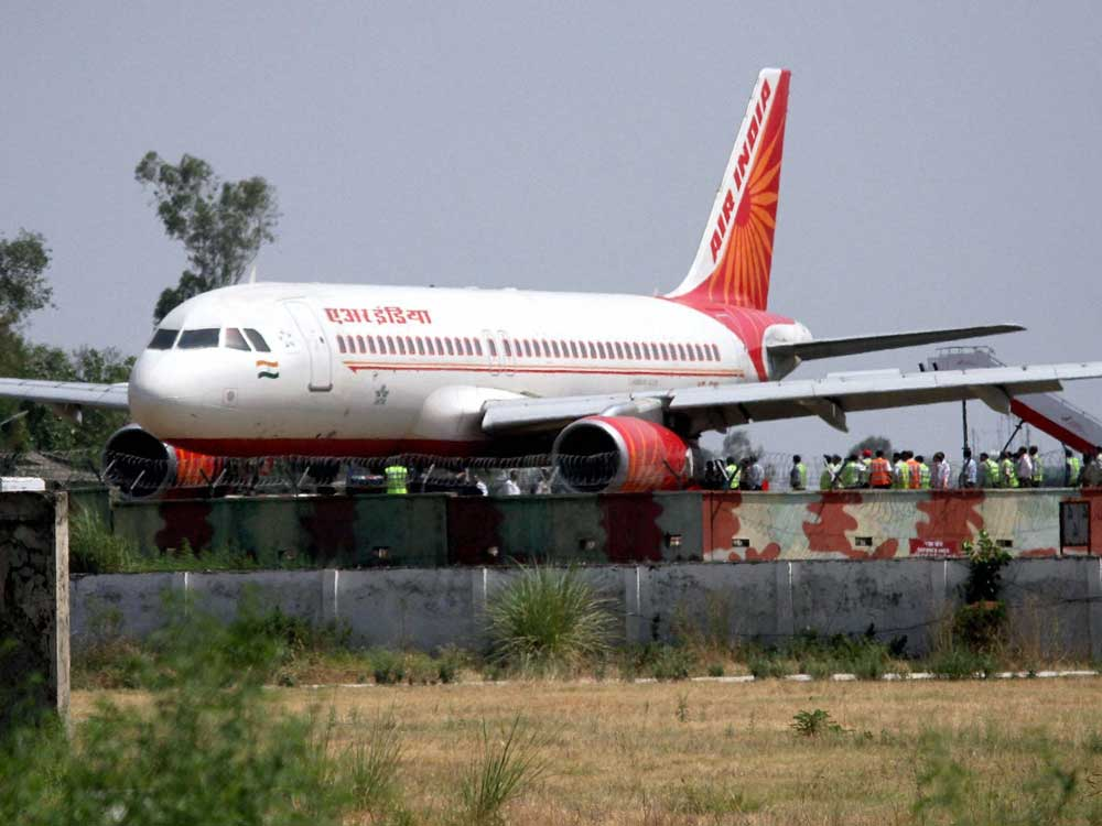 Cabinet clears Air India disinvestment