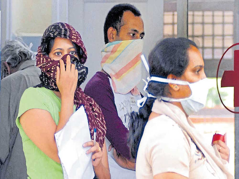 Monsoon leads to rise in vector-borne diseases