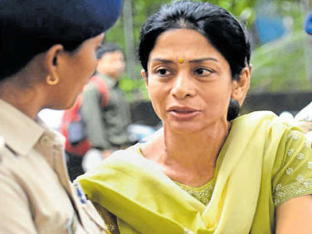 Indrani testifies on Byculla murder
