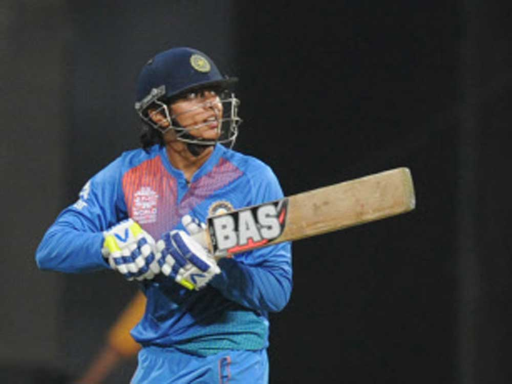 Super Smriti guides India to easy victory over West Indies