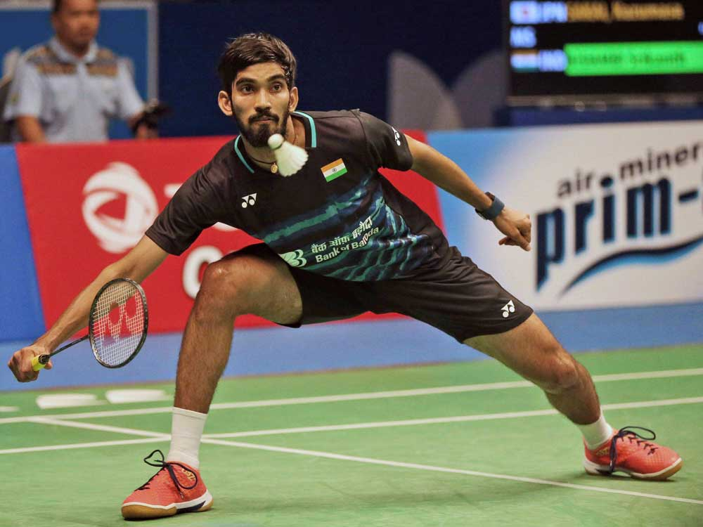 Srikanth climbs up three spots to enter top-10