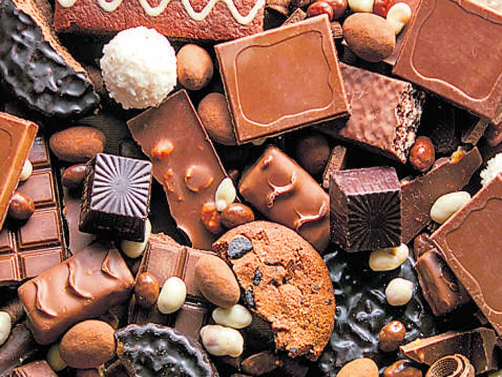 Chocolates can help boost mental health: study