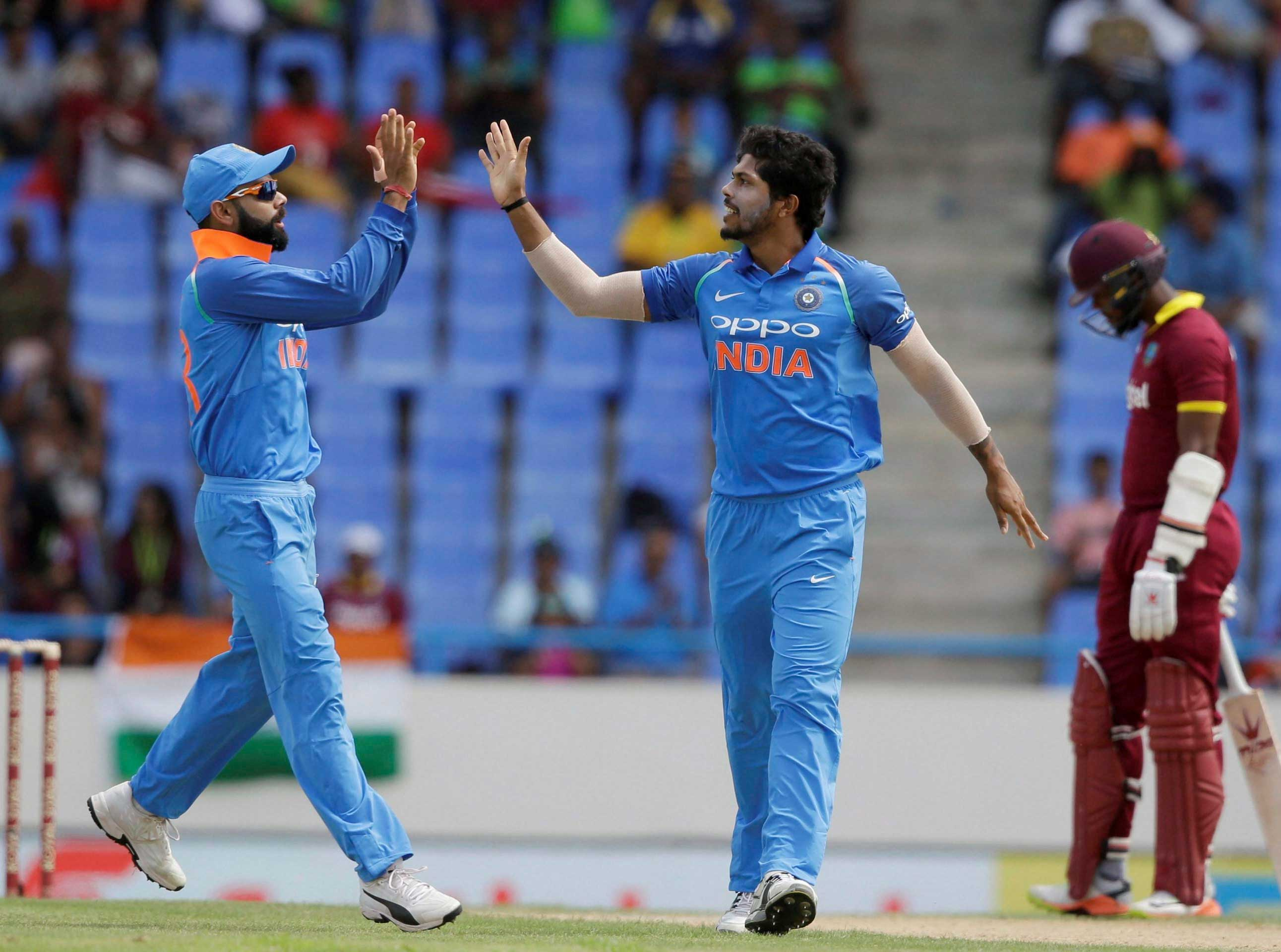 Dhoni, bowlers give India unassailable series lead