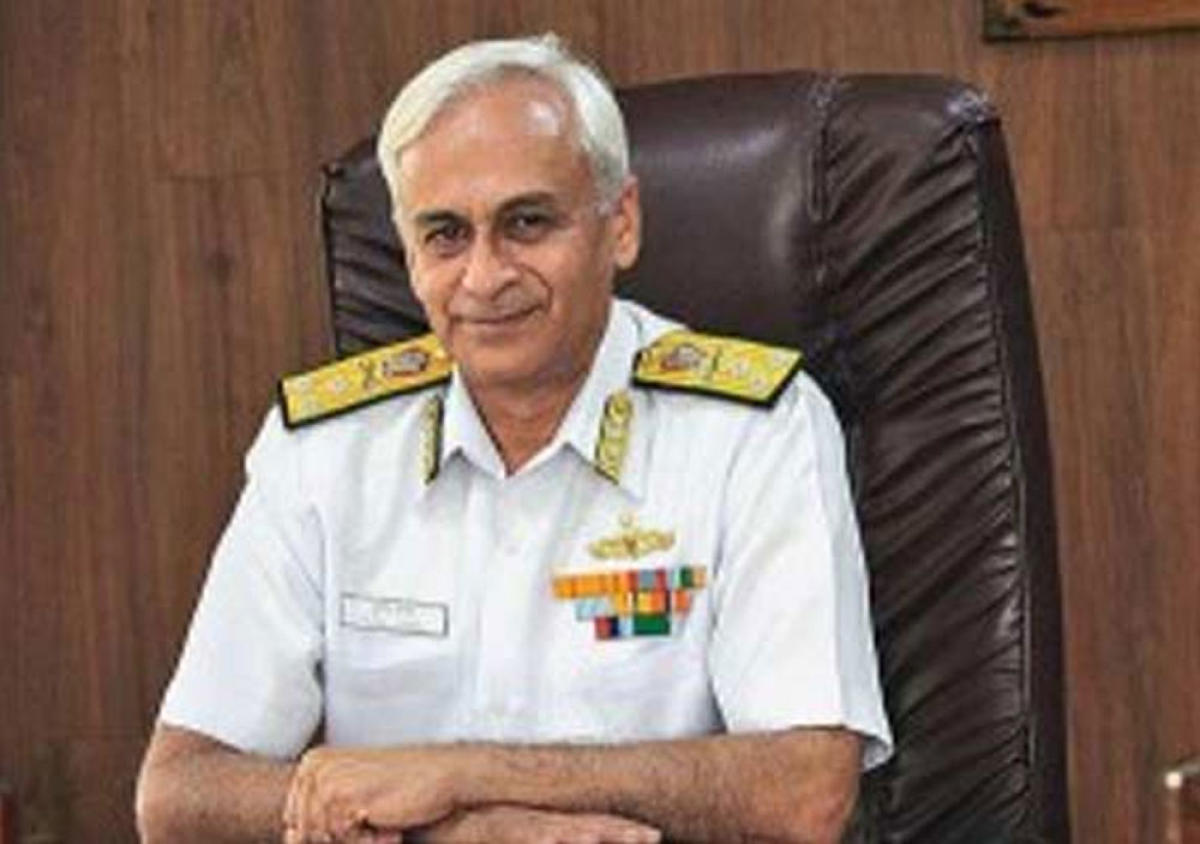Naval chief Sunil Lanba calls for maritime environment to be devoid of all