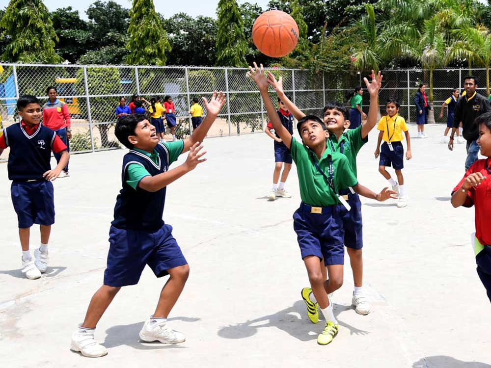 Physical fitness for school success