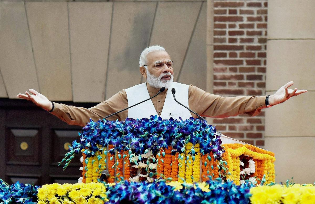 Congress has become a laughing club, PM Modi says in Himachal
