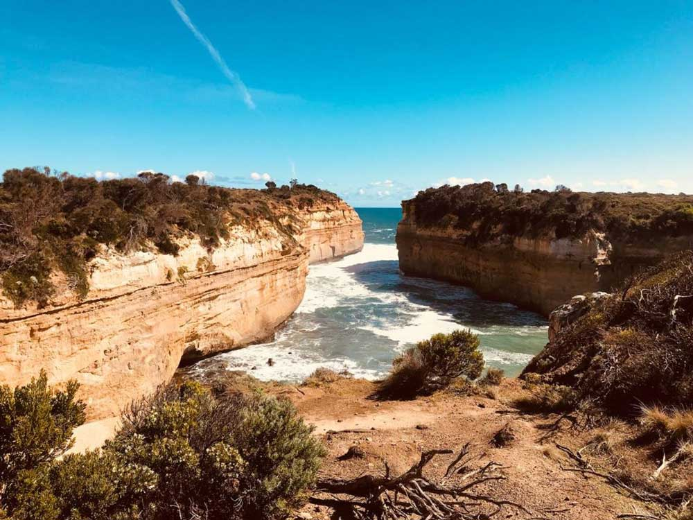 In astounding Australia