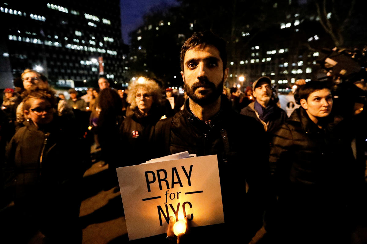 New York attacker was 'soldier' of IS, Islamic State says