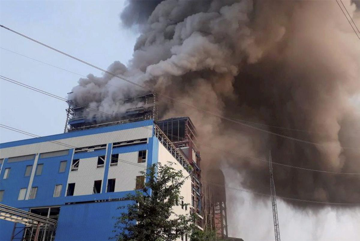 NTPC boiler blast: Death toll rises to 32