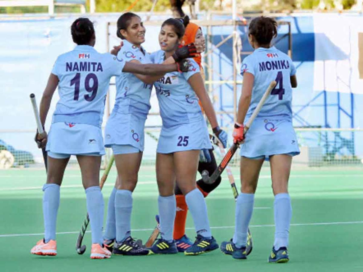 Indian eves stun title holders Japan 4-2, enter Asia Cup final