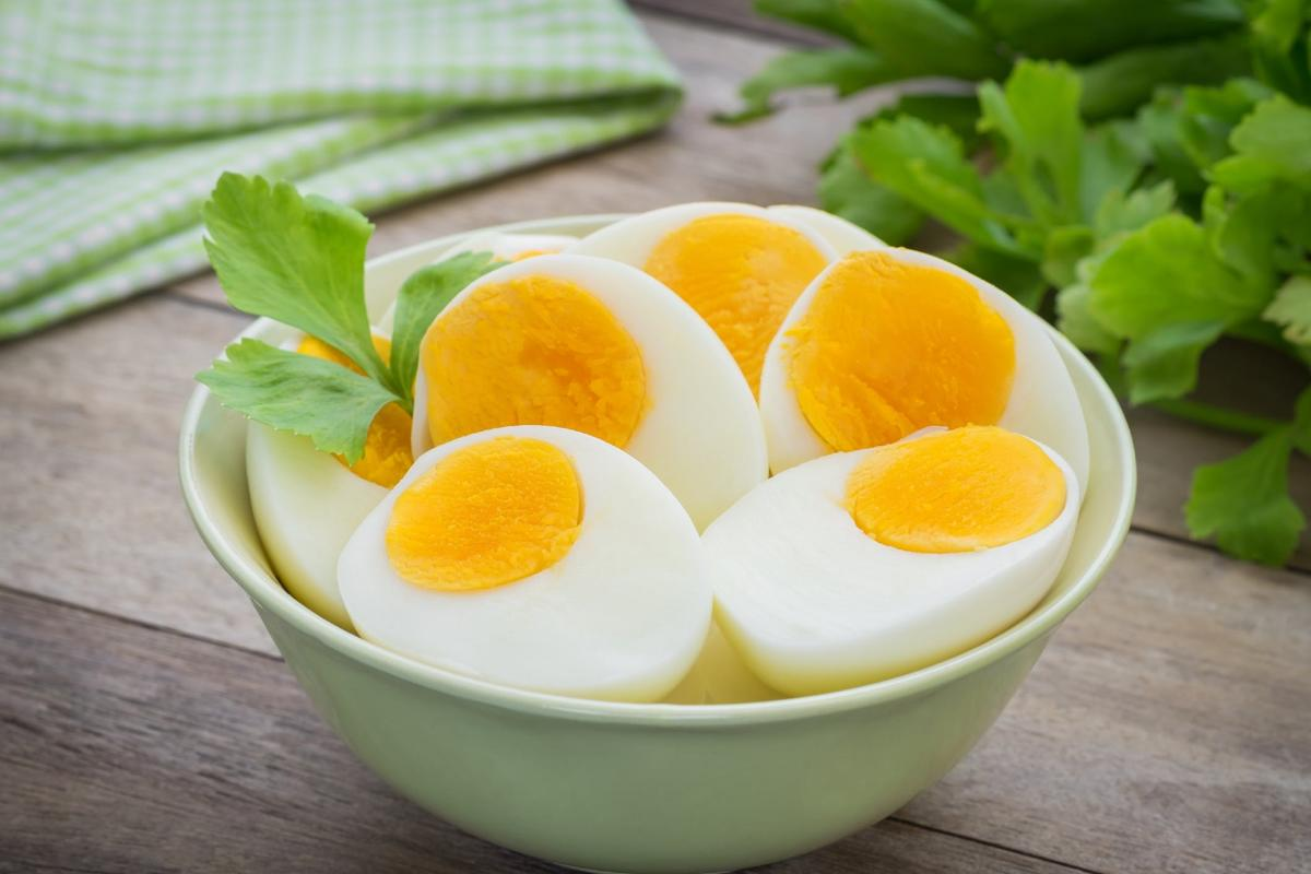 Are eggs really healthy?
