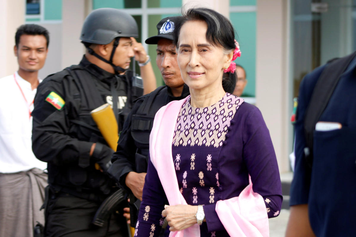US lawmakers want sanctions on Myanmar military