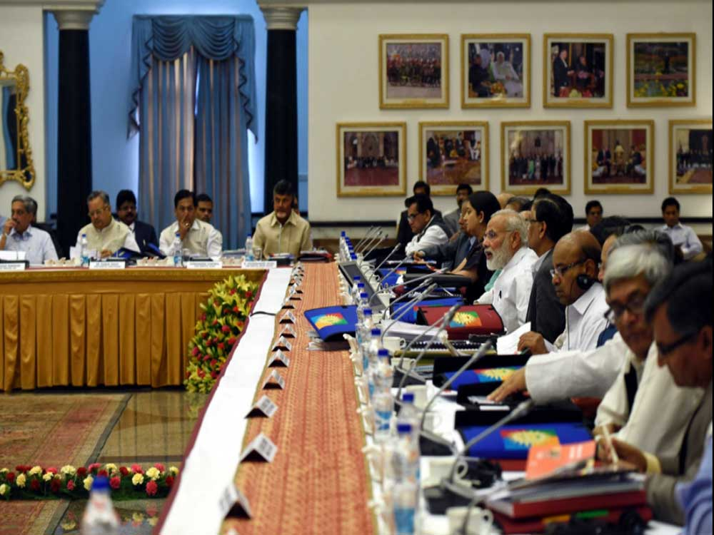 Niti Aayog sees corruption-free India by 2022