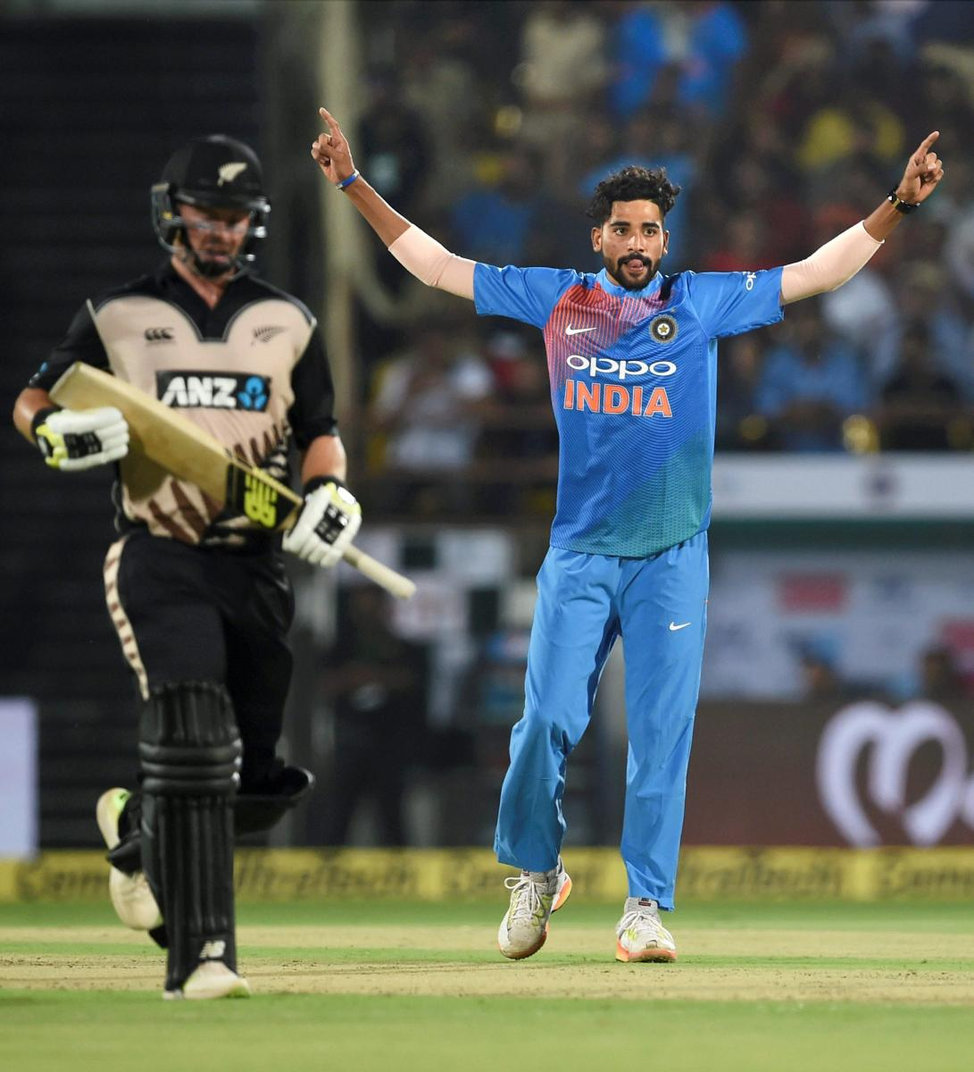 Bumrah backs rookie pacer Siraj to do well in future