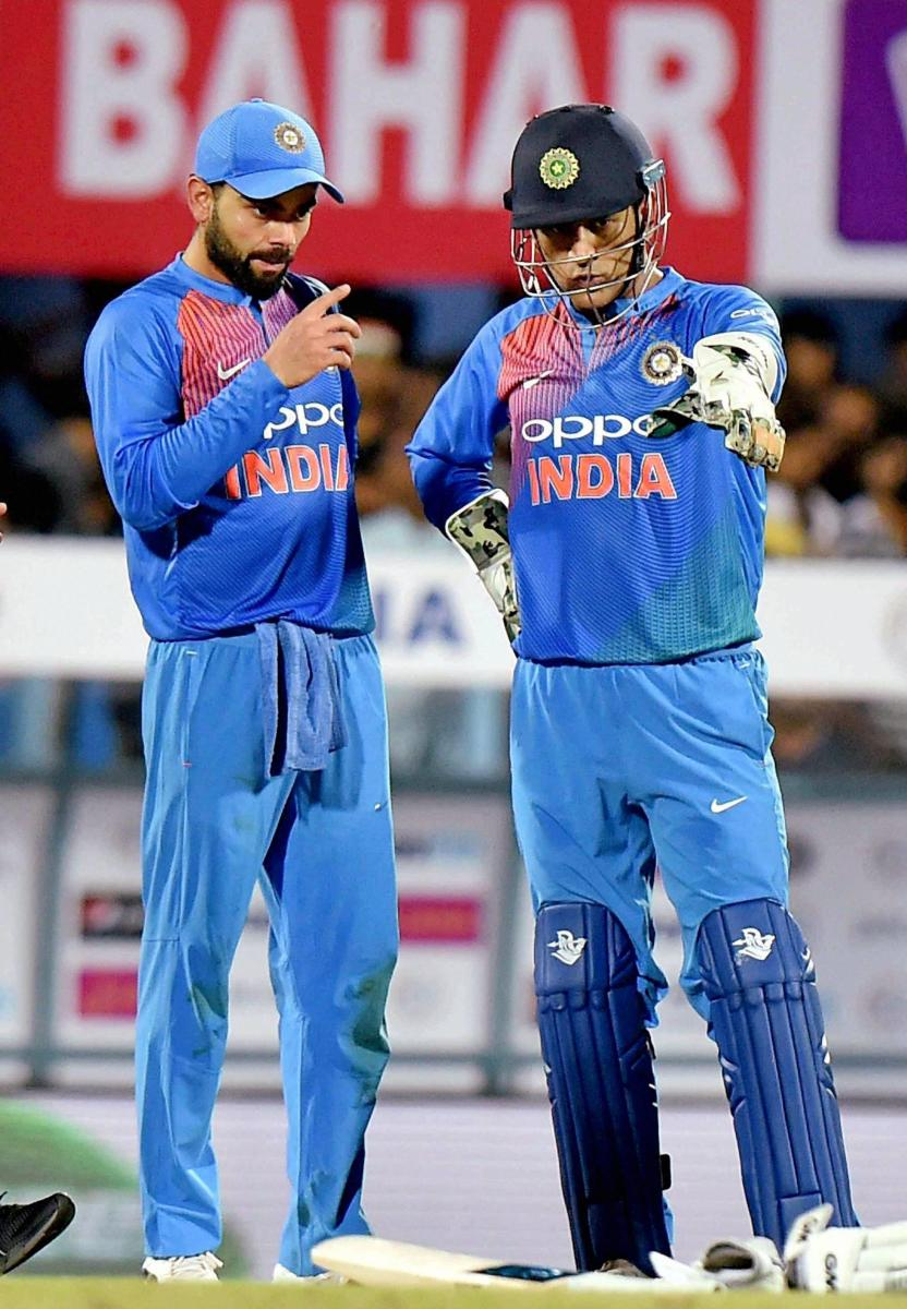 Nothing can affect my relationship with Dhoni: Kohli