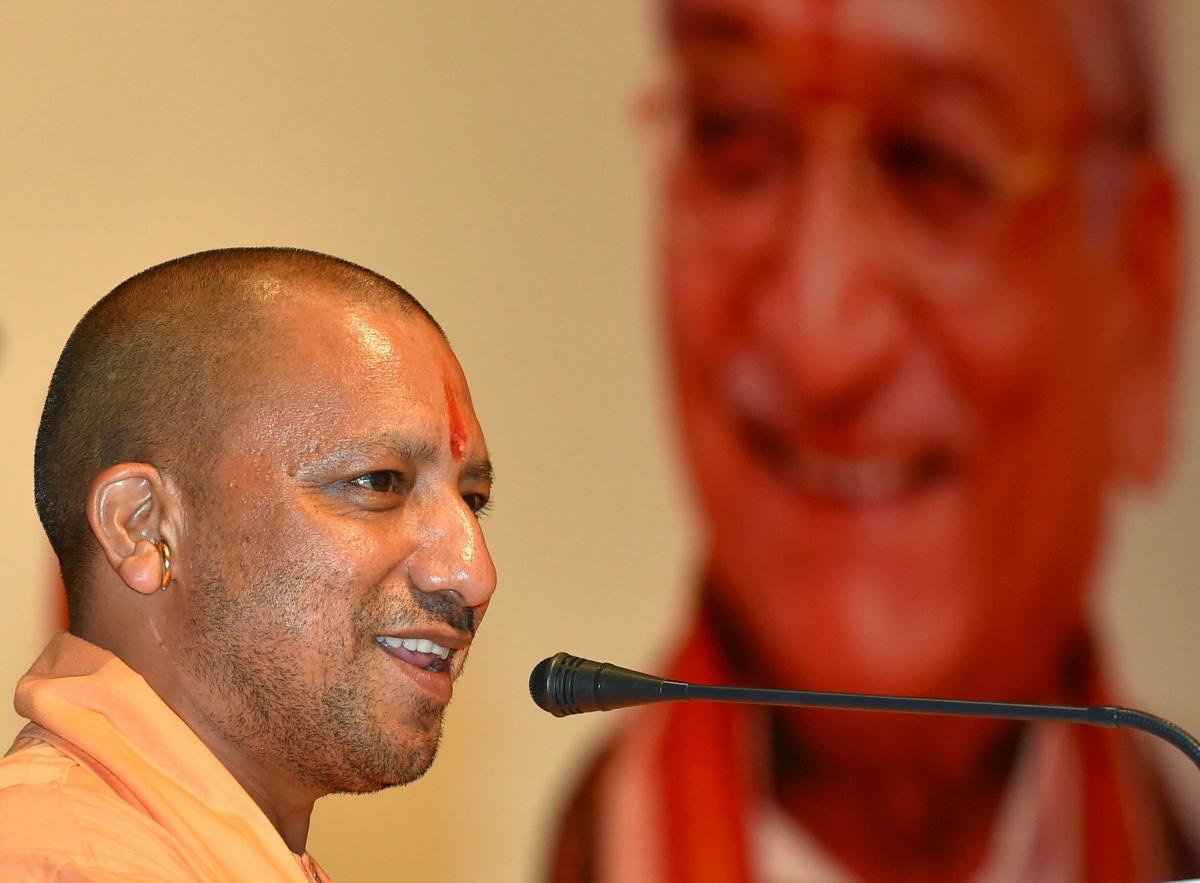 No one can have the audacity to export cow meat from UP: Adityanath