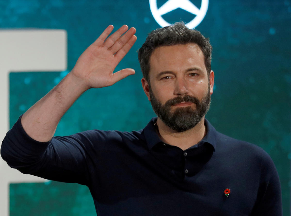 Ben Affleck says he wants to be 'part of the solution'