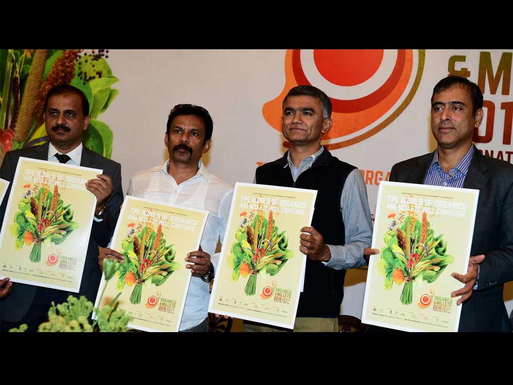 Karnataka announces 3-day Organics and Millets global fair