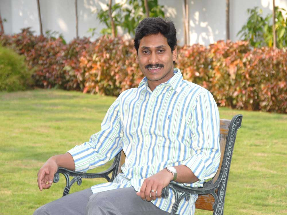 Jagan begins Andhra tour