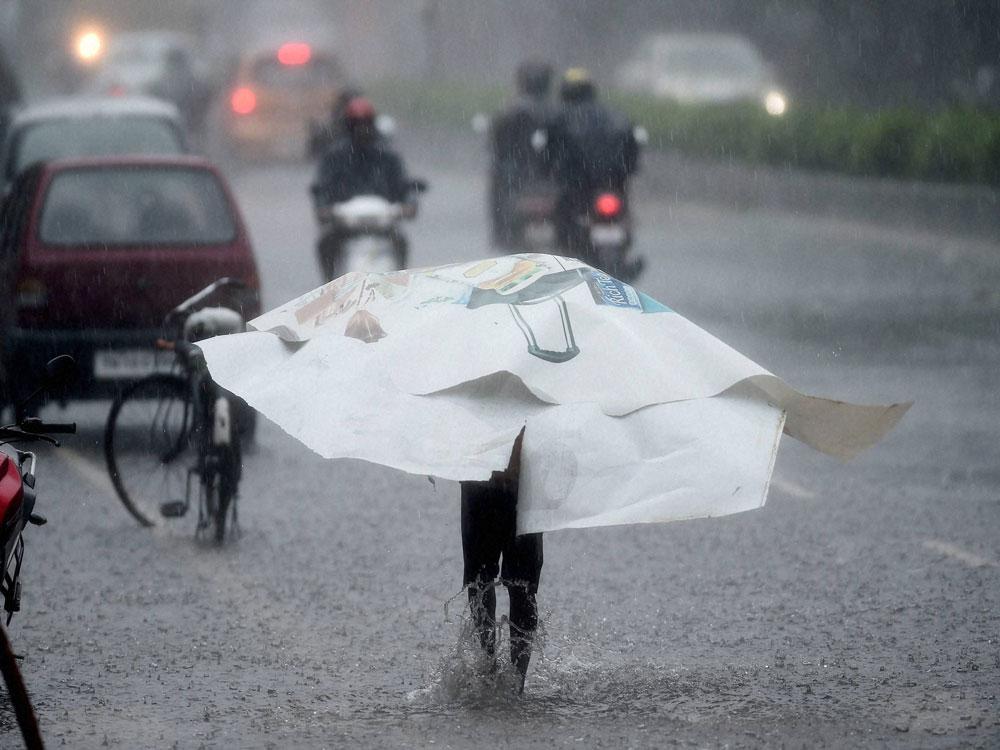 Fresh rain lashes TN