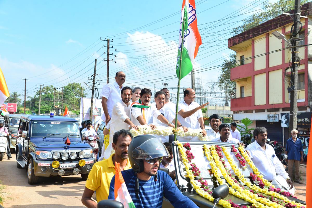 'Parivartana Yatra' an attempt to divide people: Venugopal