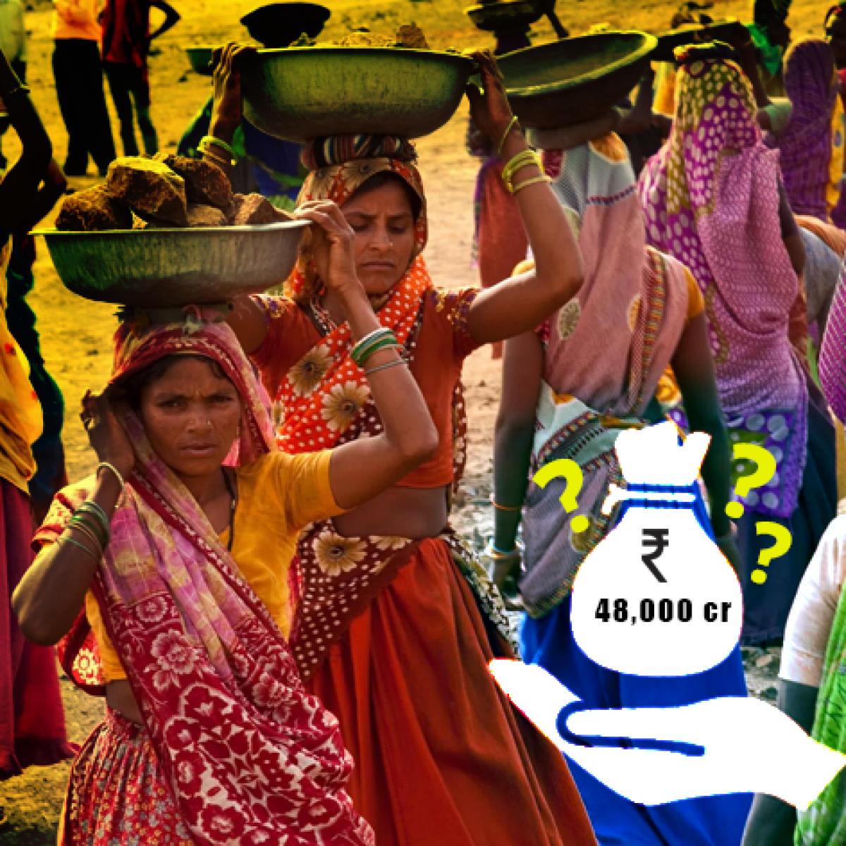 Modi's India: doing biz easier; getting jobs, food not so